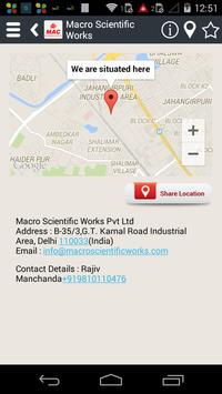 Macro Scientific Works apk screenshot