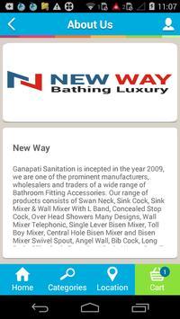 New Way apk screenshot