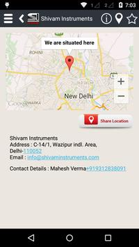 Shivam Instruments apk screenshot