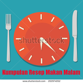 Kumpulan Resep Makan Malam New icon