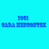 1001 Cara Mencontek icon