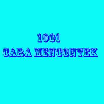 1001 Cara Mencontek poster