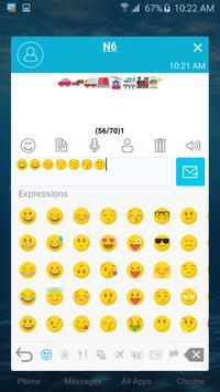 Handcent Emoji Plugin (HC) apk screenshot