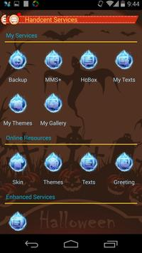 Handcent 6 (Halloween 2013) apk screenshot
