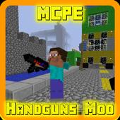 Handguns mod for MCPE icon