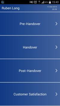 Handover apk screenshot