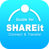Guide for : SHAREit transfer icon