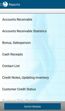 Standard ERP apk screenshot