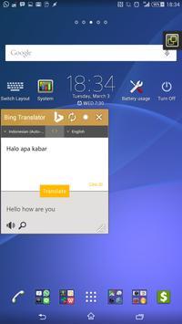 Translate Small App apk screenshot
