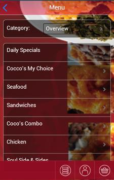 Coco's Deep Fried Lobster apk screenshot