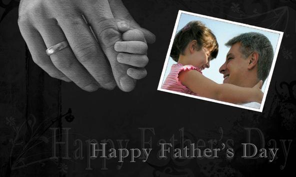 Father's day frame apk screenshot
