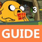 Free Adventure Time Card Guide icon