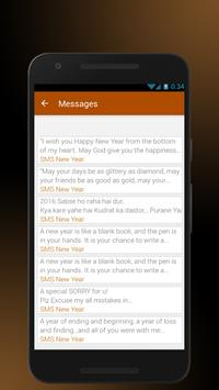Top Happy New Year Quotes 2017 apk screenshot