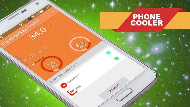 CPU & Phone Cooler Tips poster