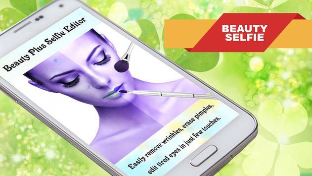 Beauty Plus Selfie Editor Tips poster