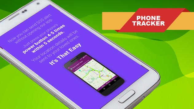 GPS Phone Tracker Tips poster