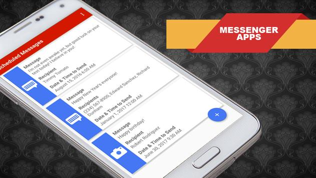 Messenger App Android Tips poster