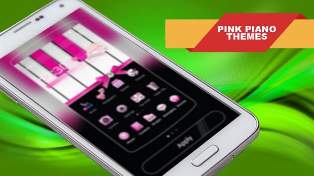 Pink Piano Themes & Tiles Tips apk screenshot