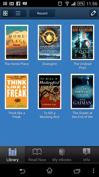 HarperCollins Reader apk screenshot