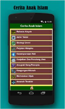 Cerita Anak Islam poster