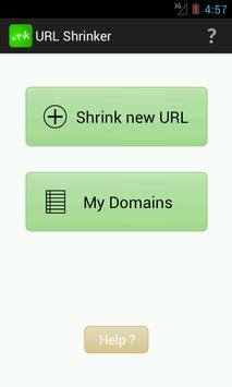 TK URL Shrink poster