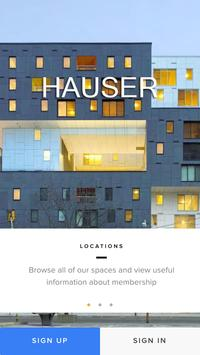 Hauser Mobile poster