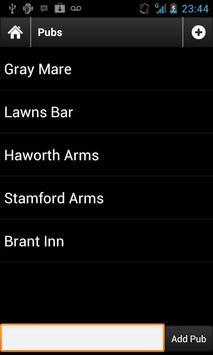Pub? apk screenshot