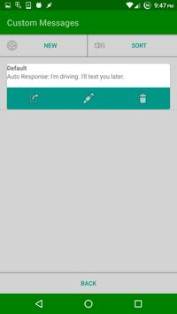 Auto Respond Free apk screenshot