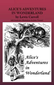 Alice Adventures in Wonderland poster