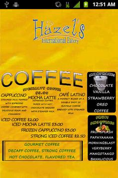 Hazels Cafe and Catering apk screenshot