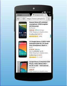 4G Fast Internet Browser apk screenshot