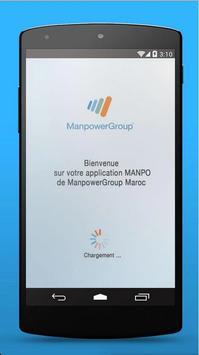 MANPO By ManpowerGroup Maroc poster