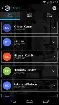 Convergys MyTransport apk screenshot