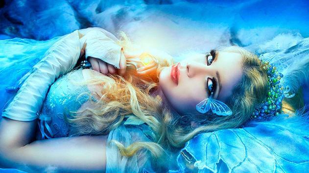 Fantasy Girl Wallpaper HD apk screenshot