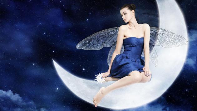 Fairy Girl Wallpaper HD poster