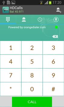 HDCalls apk screenshot
