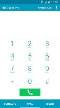 HD Dialer Pro apk screenshot