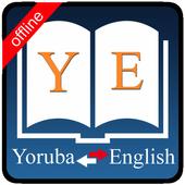Yoruba Dictionary icon