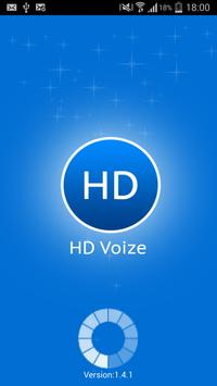 HDVoize poster