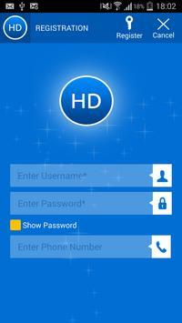 HDVoize apk screenshot
