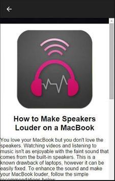 Headphone Volume Booster apk screenshot