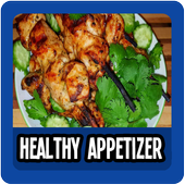 Healthy Appetizer Recipes icon