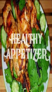 Healthy Appetizer Recipes poster