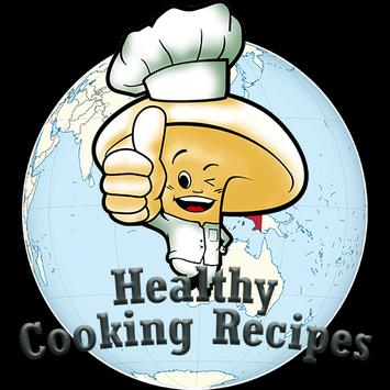 Healthy Cooking Recipes poster