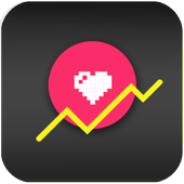 Heart Rate Graph Checker icon