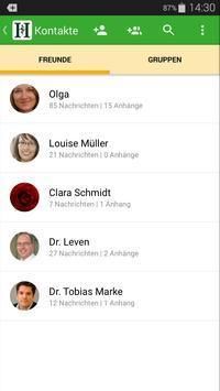 HELIOS Messenger apk screenshot