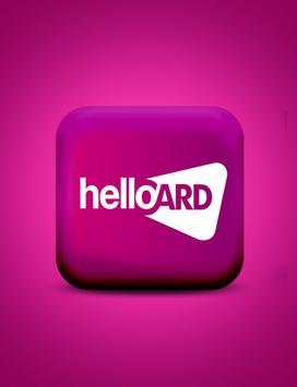 HelloCard Dialer poster
