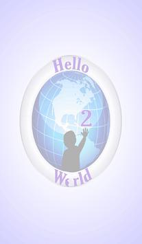 Hello2World poster