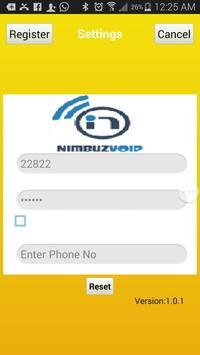 NIMBUZ GOLD apk screenshot