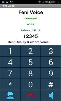 Feni Voice Dialer apk screenshot